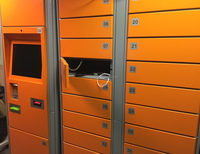 electronic storage locker for INTELLIGENT ASSET management