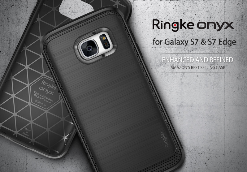 [Ringke] Ringke Onyx Smart Phone Case For Galaxy S7 & S7 Edge