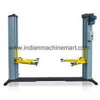 Hydraulic two post lift (Made in India)/Hydraulic and electro garage car lift two post/lifting capacity 4000 kg