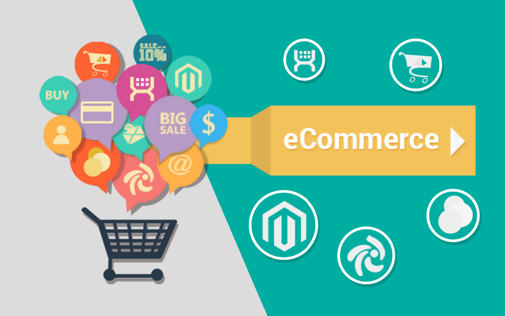 the internet and the functions of e commerce Generally speaking, when we think of e-commerce, we think of an online commercial transaction between a supplier and a client however, and although this idea is right, we can be more specific and actually divide e-commerce into six major types, all with different characteristics.
