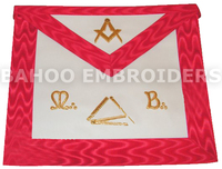 AASR Master Mason Square and Compass + Tools + MB Apron | Masonic Regalia