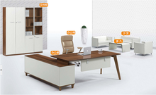 Modern stylish simplicity CEO desk