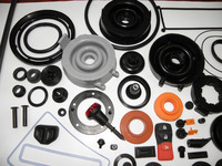 Car and Automobile Rubber Parts and Products
