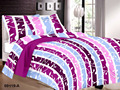 Abstract Print Duvet Cover Set