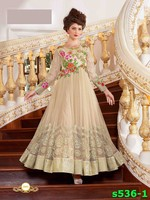 Amazing Georgette Beige Coloured Pure Georgette Designer Lehenga