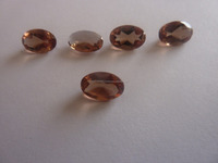 Oval Shape Color Changing Alexite gemstone