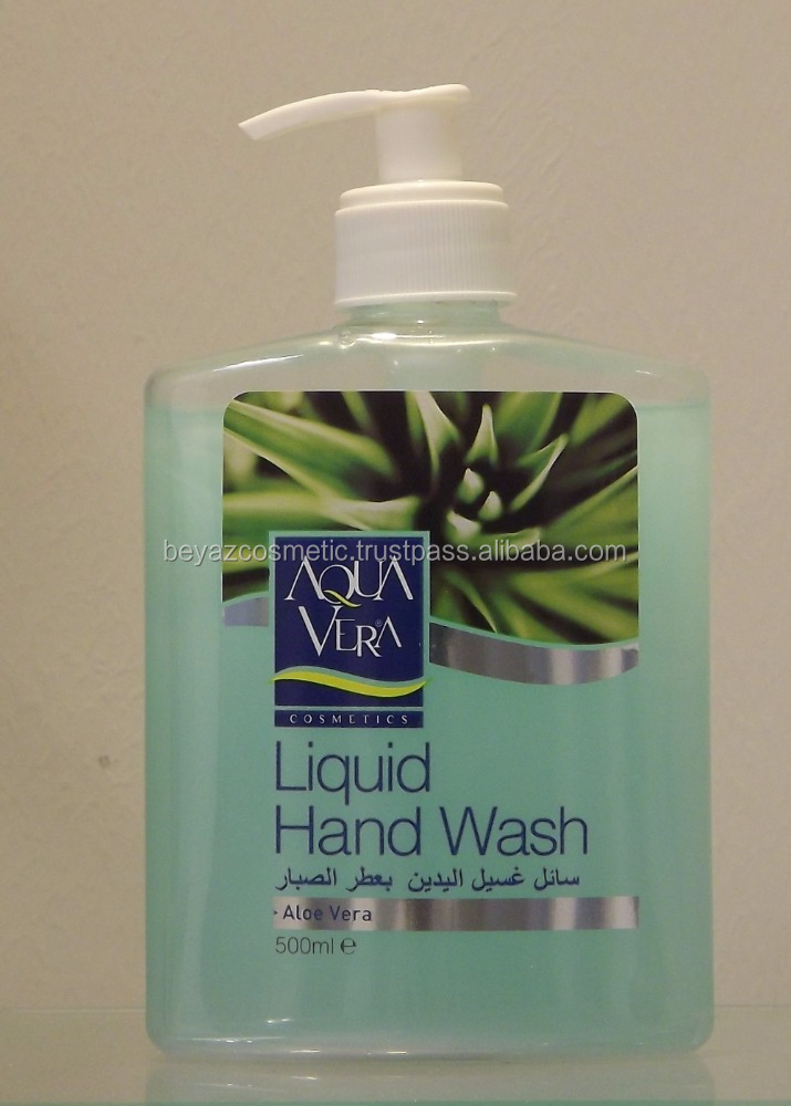 AquaVera - Liquid Hand Wash - Aloe Vera