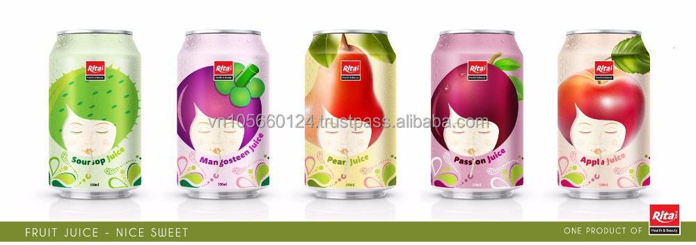 Viet Nam manufacturers Fresh Mix fruit drink