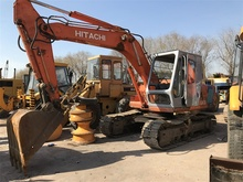 JAPAN GOOD PRICE 12 TON HITACHI EX120-1 USED CRAWLER EXCAVATOR