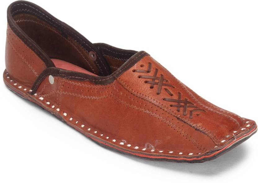 Indian Leather Touch Handmade Mojari for Men mojari shoes