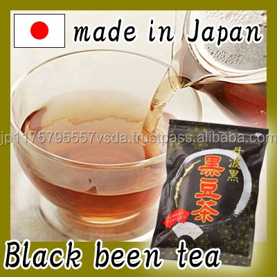 Delicious black soybean tea company at wholesale price We will deliver from Kyoto, Japan