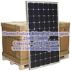 Photovoltaic solar panels in bulk quantity 200W