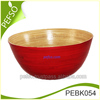 Wholesale Good Quality Affordable Price Vietnam Bamboo Salad Bowl