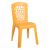 Plastic Chair 2163 (oval)