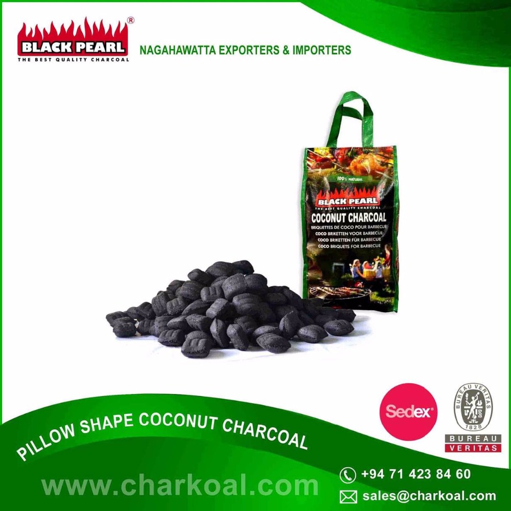 Leading Exporter Supplying Precisely Processed Shisha Charcoal for Sale