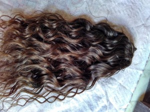 curly hair, remy brazilian hair accept paypal, double drawn
