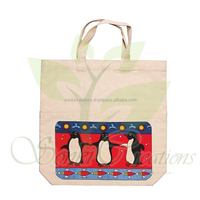 Customized Foldable Latest Fashion Cotton Shopping Bags