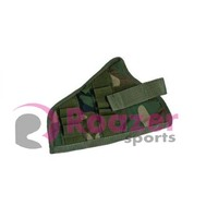 New Valken Paintball / Airsoft Universal Holster - Woodland