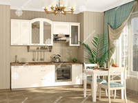 """Tiffany 02"" Classic Kitchen cabinet - Eternal furniture"