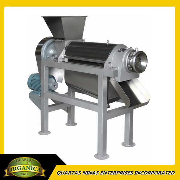 Coconut Oil Pretreatment Screw Press Extracting Machine