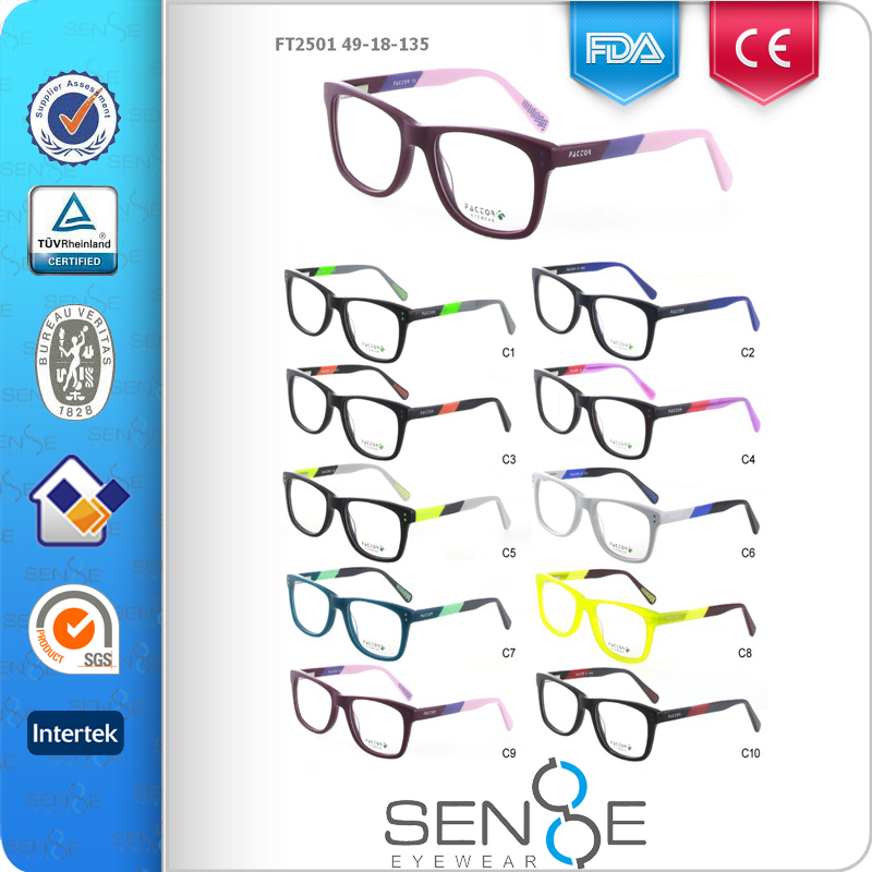 2016 Latest Eyewear Optical Frames, Fashion Women Eyeglasses