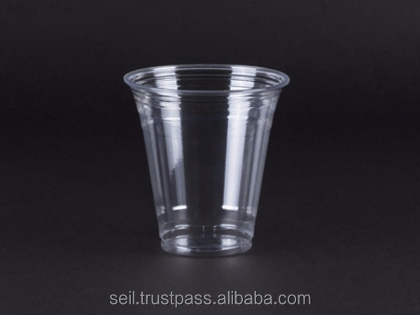 SC-14 Cold Drink Pet Cup, Take Out Cup, Ice Cup, Custom Printed Cup