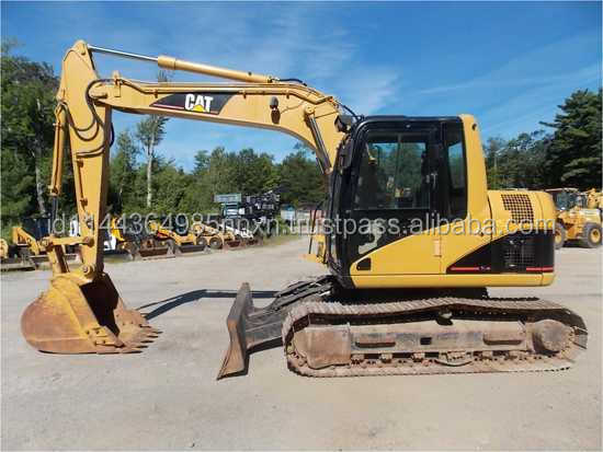 caterpillar 320C CAT 320D 320BL used samsung excavator in shanghai china