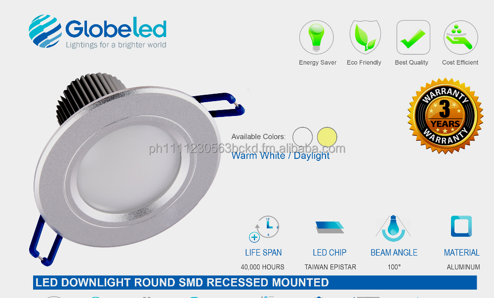 LED Downlights Philippines LED Downlight LED Ceiling Light Manila LED Supplier Wholesaler LED Lights Philippines LED lights