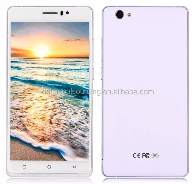 Good Quality 6 inch QHD Android 5.1 960*540 1GB+8GB Two Camera 3G Calling Mobile Smart Phone