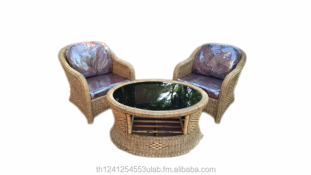 High quality wicker furniture rattan furniture