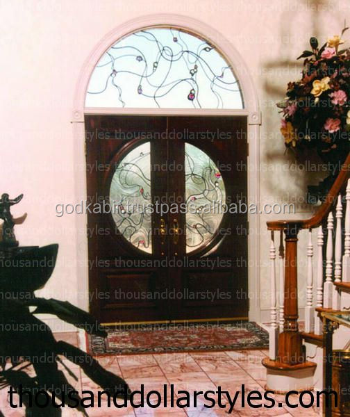Best designer Indian Welcome Gate Double Wooden Doors apartments hot sale living room Luxury cheap wholesale prize antique dor