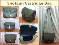NEW Waterproof CARTRIDGE BAG SHOTGUN - GAME BAG - Fowling BAG Hunting