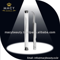 professional tweezer for eyelash extension,top quality,Pro-Strong Curved Type