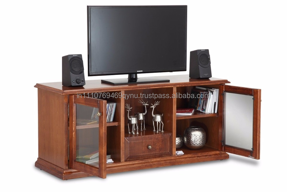 Ekbote Furniture - Wooden Tv Unit