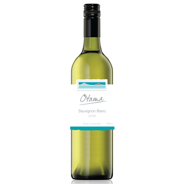 South Australia Wine Wholesale Otama Sauvignon Blanc no label wine
