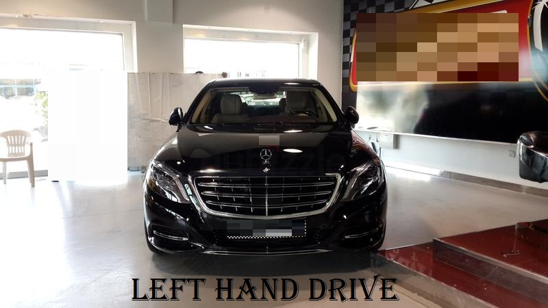 MERCEDES-BENZ S600 FULLY LOADED LUXURY CAR (LHD) (Gasoline, 3033991)