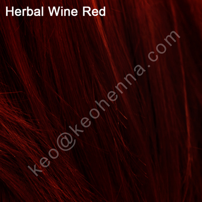 100% Natural and Safe Wholesale Natural Red Hair Dye