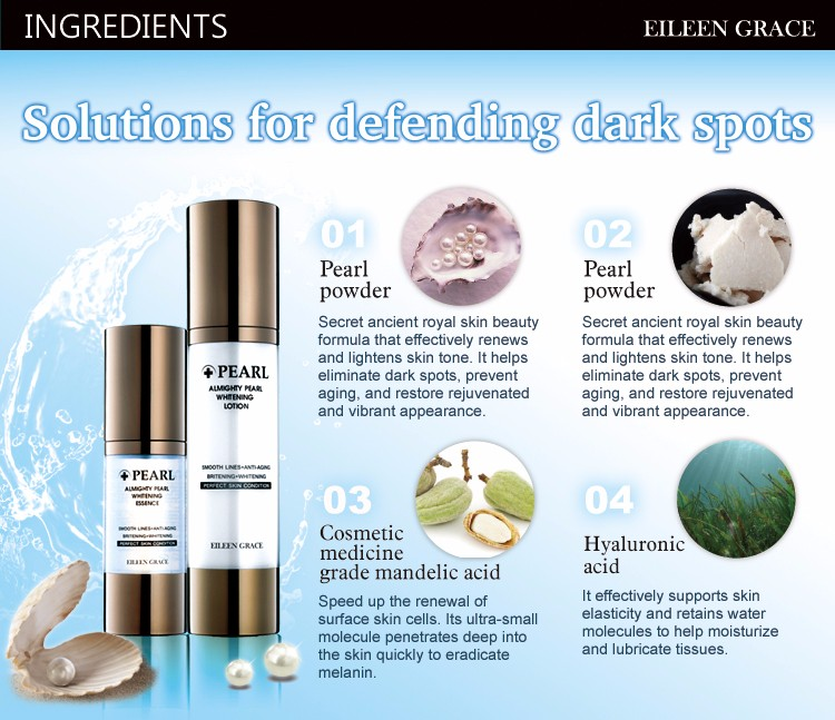 Nutritious Almighty pearl Whitening Essence