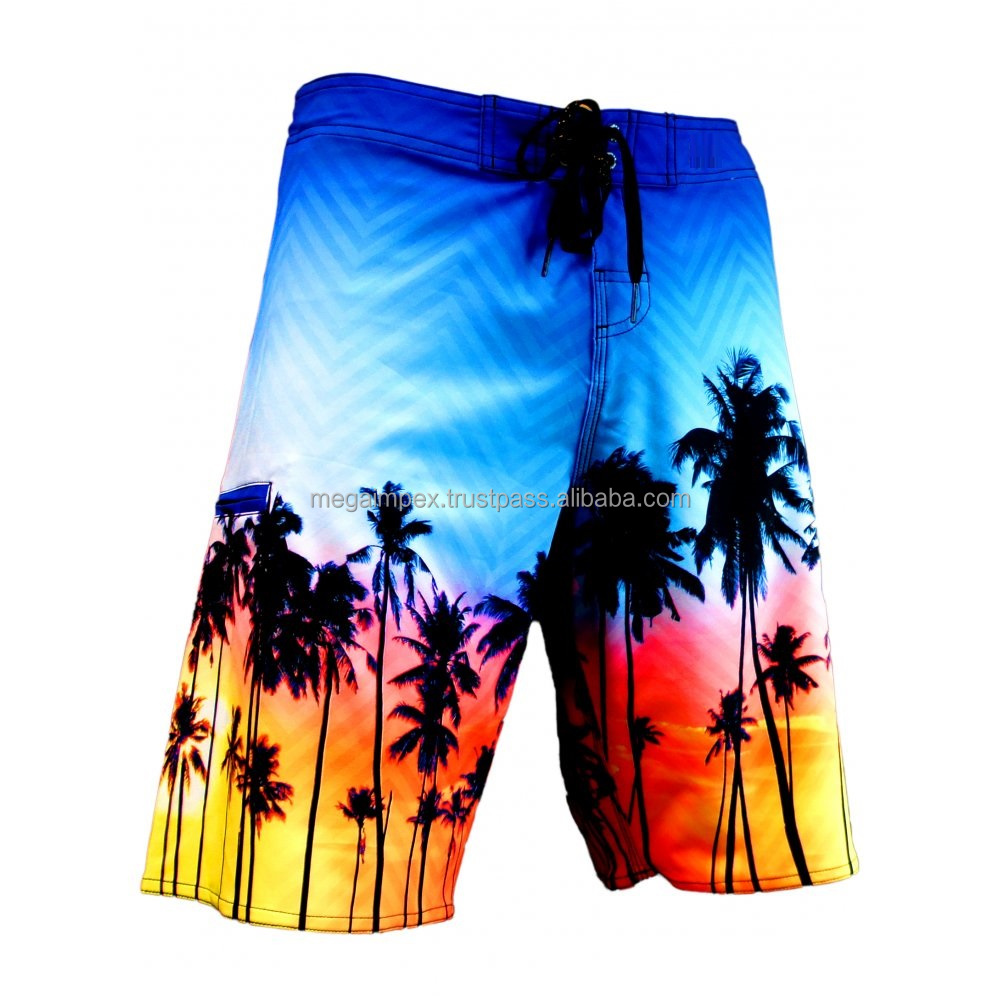 Board Shorts - new design Sublimated Board Shorts / Surf shorts, beach shorts, Custom design