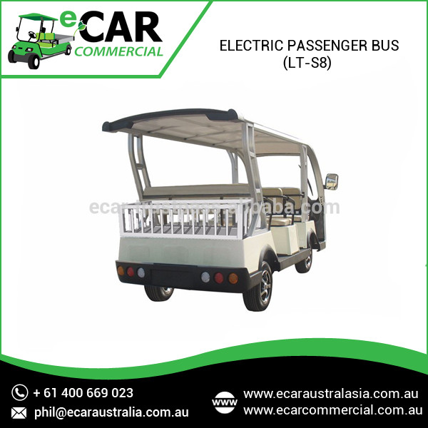 New Technology Highly Efficient Electric Utility Mini Bus for Sale