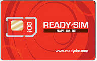 TRAVELERS2-USA - 7-DAY READYSIM PREPAID SIM CARD