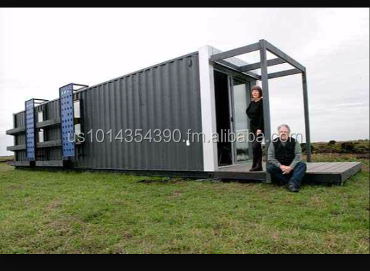Solar Prefabricated container Custom Home