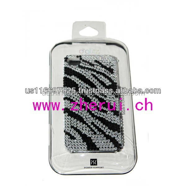 fashion design bling phone cover