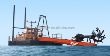 Cutter Suction Dopke Dredger for Sale