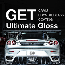 CAMUI glass coating 9H hardness nano car body coating car care products