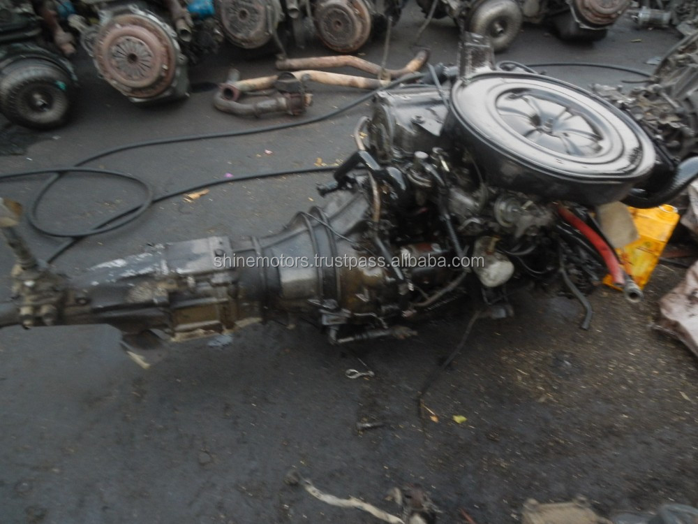 USED MAZDA F2 ENGINE