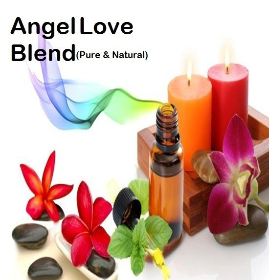 Angel Love Blend (Aromatherapy Essential Oil Blend )