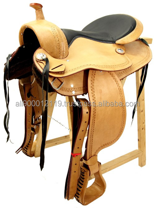 Western treeless racing saddle treeless endurance saddle