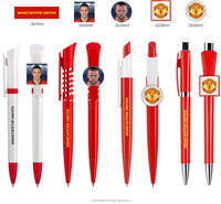 Custom full color promotional Clip pen. EURO 2016