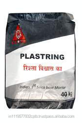 India's First Silica Base Ready Mix Plaster or Ready Mix Cement Plaster or Ready Mix Plastering Mortar